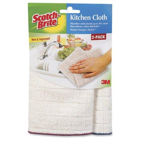 Scotch-brite Microfiber Kitchen Cloth - Cloth - 11.50