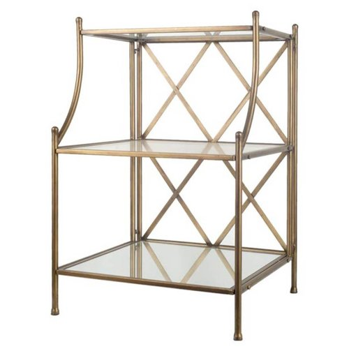 Bungalow Rose Bethesda Multi-Tiered End Table