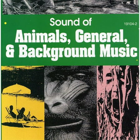 Sound Effects - Animals Backround Music - Halloween Music With Sound Effects