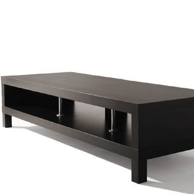 Groovy Ikea Tv Bench Stand Unit Black Brown Width 58 63 Depth 21 63 Height 13 3 1026 21711 104 Creativecarmelina Interior Chair Design Creativecarmelinacom