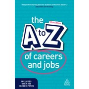 The A-Z of Careers and Jobs - eBook