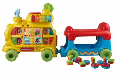 VTech Sit-to-Stand Alphabet Train by
