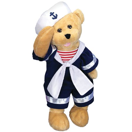 Animated Singing And Dancing Bobby Sailor Teddy Bear Stuffed Animal - Animated Teddy Bears
