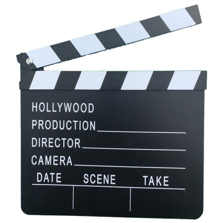 Rock Ridge Magic Hollywood Director's Film Movie Slateboard - Clapper Toy