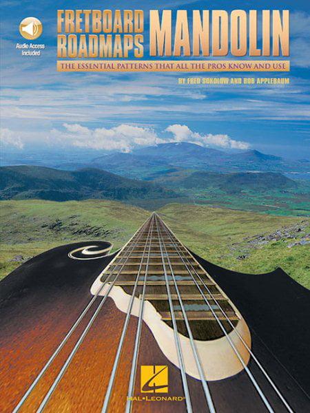 Fretboard Roadmaps Mandolin by