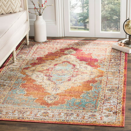 Safavieh Crystal Miranda Traditional Area Rug ()