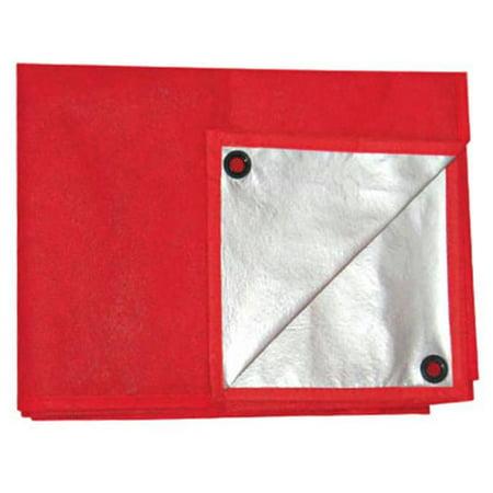 Mt 5X7 Red Picnic Tarp