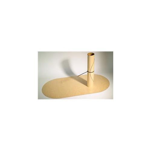 Vlaemsch AC. HR Beech and Cork Hardwood Rug