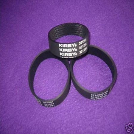 Genuine Kirby Vacuum Cleaner Belts Bands G3 G4 G5 G6