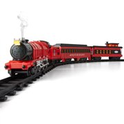 Adventure Force Remote Control Railway Model Train Set, 31 Pieces