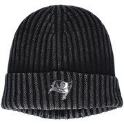 Tampa Bay Buccaneers New Era Winter Wind Cuffed Knit Hat - Black - OSFA