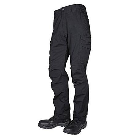 """Tru-Spec Men's Pants, 24-7 Guardian Tactical P/C R/S, Black, W: 34"""" x L: 30"""" - image 2 of 2"""