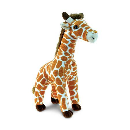 Super Soft Plush Wild Small Giraffe Walmart Com