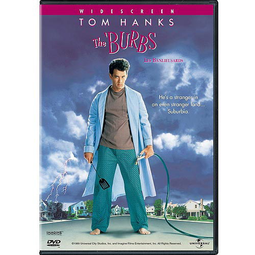 The 'Burbs (Widescreen)