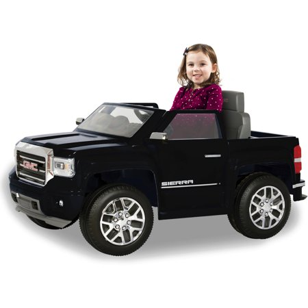 rollplay gmc sierra 6 volt pickup battery ride on vehicle. Black Bedroom Furniture Sets. Home Design Ideas