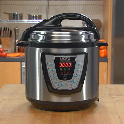 Harvest Direct Pressure Pro Pressure Cooker