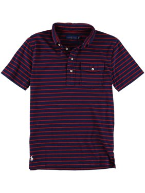 afdc144ae14 Product Image Ralph Lauren Mens Striped Rugby Polo Shirt