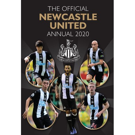 The Official Newcastle United Annual 2021 (Hardcover) Newcastle United Soccer