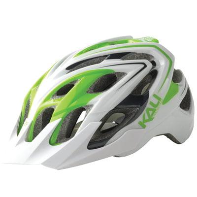 Kali Protectives Chakra Plus Helmet Sonic/Green, Xs/S