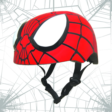 Bell Marvel Spider-Man Bike Helmet, Child - Mega Man Helmet