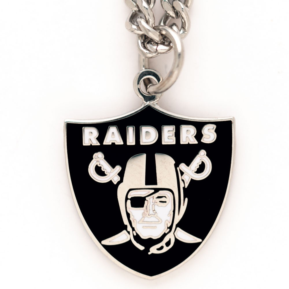 Oakland Raiders Official NFL 18 inch  Necklace by Wincraft