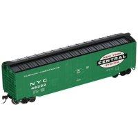 Bachmann 18020 HO Scale New York Central 50' Plug-Door Box Car
