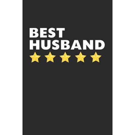 Best Husband : Lined Journal, Notebook, Diary For Men, Hubby Gift From Wife (6