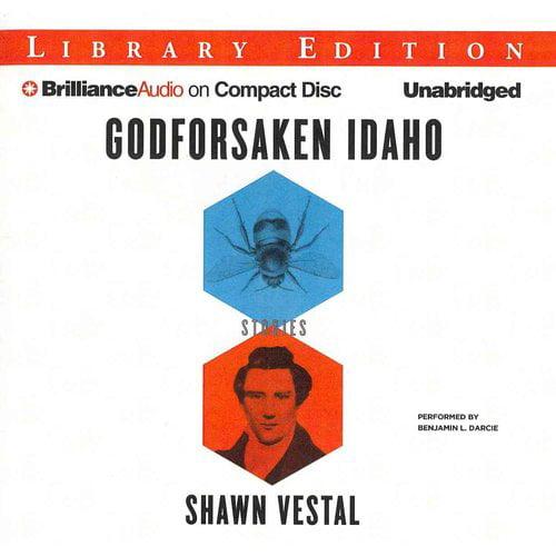 Godforsaken Idaho: Stories: Library Edition