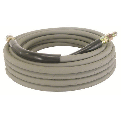 BE Pressure 4000 PSI 50-Foot Non Marking Rubber Pressure Washer Hose