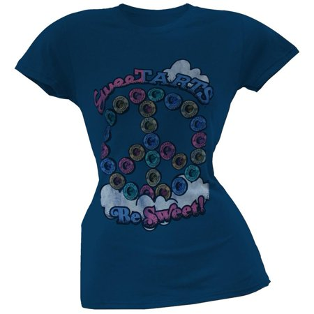 Sweet Tarts - Be Sweet Juniors T-Shirt - Sweet Tarts Ingredients