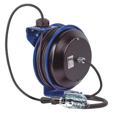 COXREELS PC13-5016-E Power Cord Spring Rewind Reels G1171670