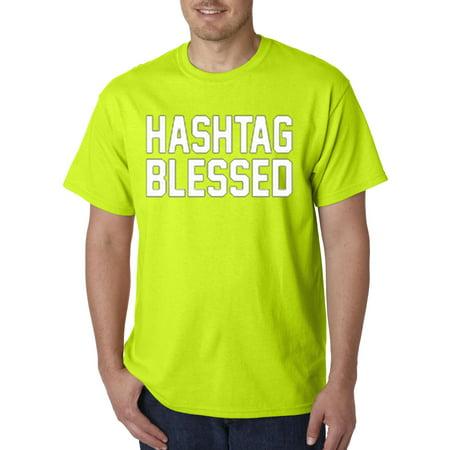 395 - Unisex T-Shirt Hashtag Blessed Meme Kanye Drake - Drake As Kanye For Halloween