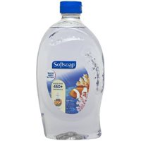 6 PACKS : Softsoap Liquid Hand Soap Aquarium Series Refill, 32-Fluid Ounce Bottles