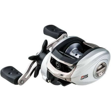 - Abu Garcia Silver Max Low Profile Baitcast Fishing Reel