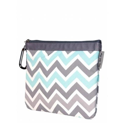 Baby Bella Maya GGPCH01PBLG Diaper Clutch Peek-A-Blue - Large