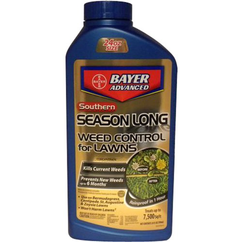 Bayer Southern Season Long Weed Control For Lawns Concentrate