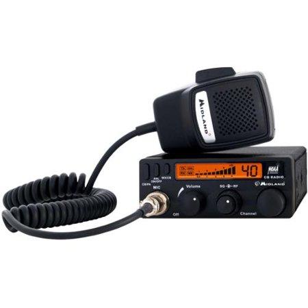 Midland 1001LWX CB Radio with RF Gain