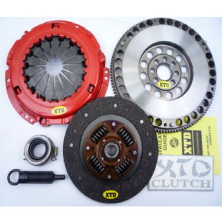 Pickup Clutch Flywheel - XTD STAGE 1 RACE CLUTCH & 11LBS FLYWHEEL KIT MATRIX XB COROLLA XR-S 2.4L