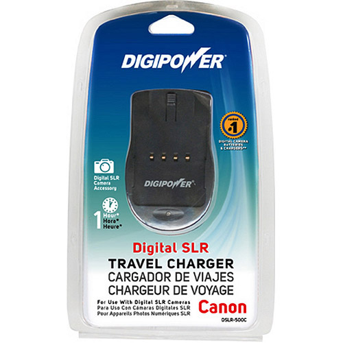 Digipower 1 Hour Travel Charger for Canon SLR Camera