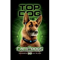 cats & dogs: the revenge of kitty galore poster movie g mini promo