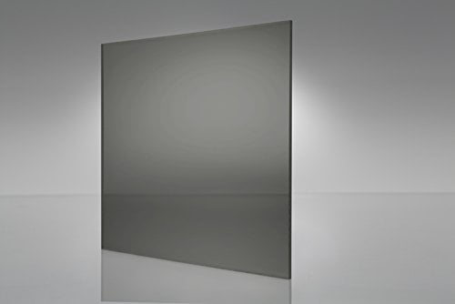 "Light Gray Smoke Transparent Acrylic Plexiglass #2064 1//8/"" 2 Pack 8/"" x 12/"""