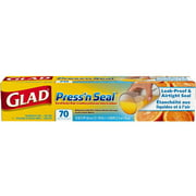 Glad Pressn Seal Wrap, 70 Square Foot Roll