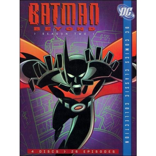 Batman Beyond: Season 2 (Full Frame)
