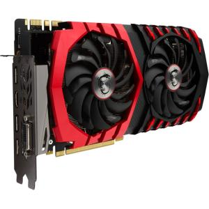 MSI GeForce GTX 1080 8GB GDDR5X PCI Express 3.0 Graphics Card by MSI