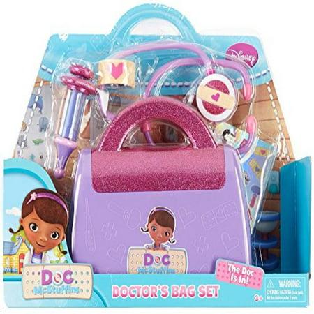 Disney Doc Mcstuffin Doctors Bag