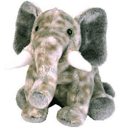 TY Beanie Baby - POUNDS the Elephant [Toy] (Elephant Ty Beanie Baby)