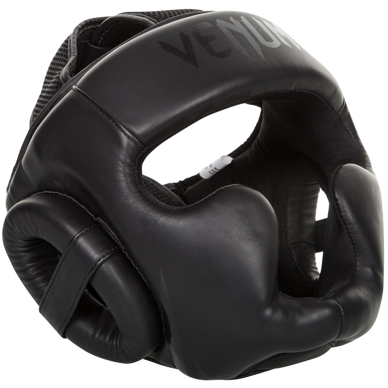 Venum Challenger 2.0 Headgear - Black/Black