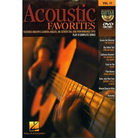 Guitar Play Along: Acoustic Rock - Essential Rock Guitar Dvd