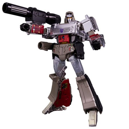 Transformers Masterpiece MP-36+ Megatron - G1 Toy version Transformers Masterpiece Megatron