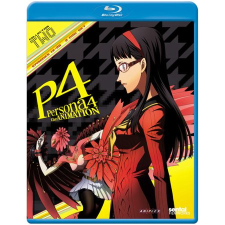 Persona 4: Collection 2 (Blu-ray) - Persona 4 Halloween